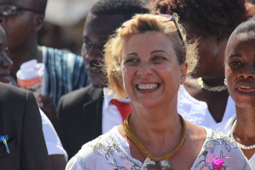 Antonella - italiani in ghana