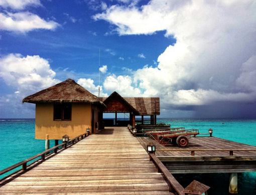 vivere alle maldive