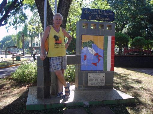 carlo pensionato in paraguay