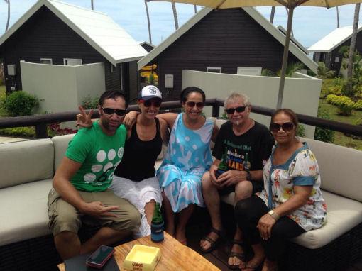 Italiani a Samoa - vivere a Samoa
