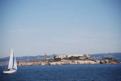 Alcatraz vivere a San Francisco