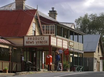 Vita quotidiana in Australia suburbs