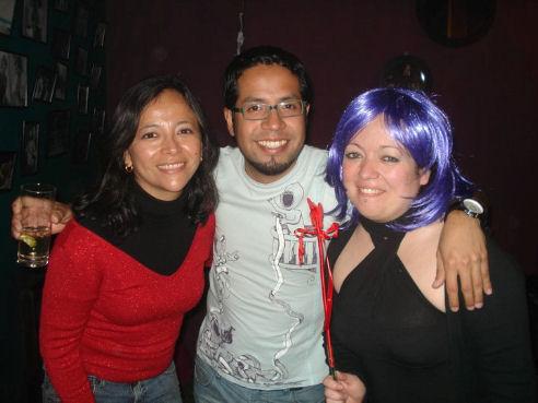 El circulo Bar, Barranco Lima, Perù