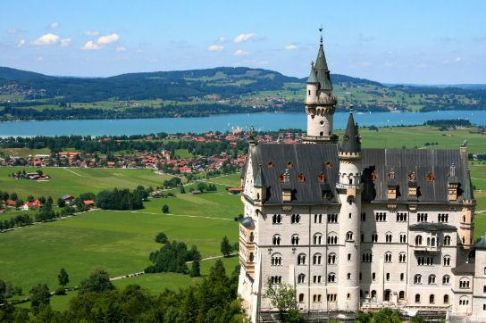 Vivere in Baviera