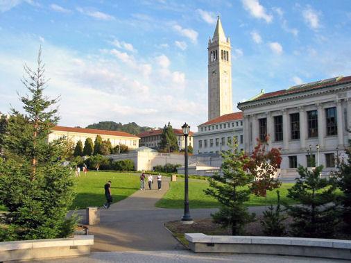 Università di Berkeley California vivere a San Francisco