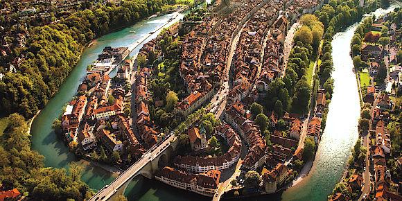 Vivere a Berna, Svizzera