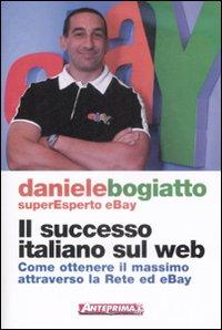 Libri daniele Bogiatto web