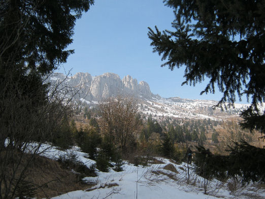 Aprire un Bed & Breakfast in montagna