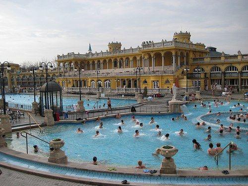 Vivere in Ungheria, Budapest
