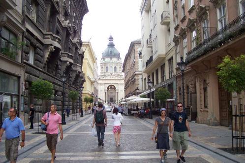 Vivere in Ungheria, Budapest città