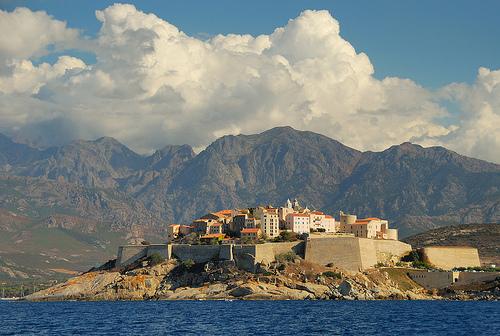 Calvi Corsica ajaccio