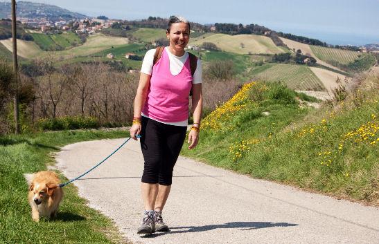 Carola Orcianii cammino di santiago