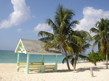 Spiagge isole Cayman