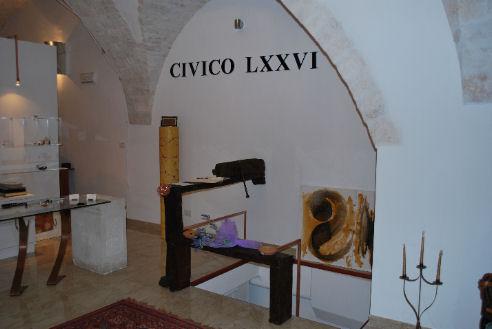 Gioielli Giulio Cerqua, negozio di Putignano terremoto
