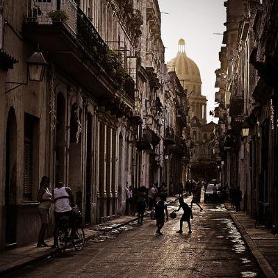 Italiani che vivono a Cuba isola di cuba