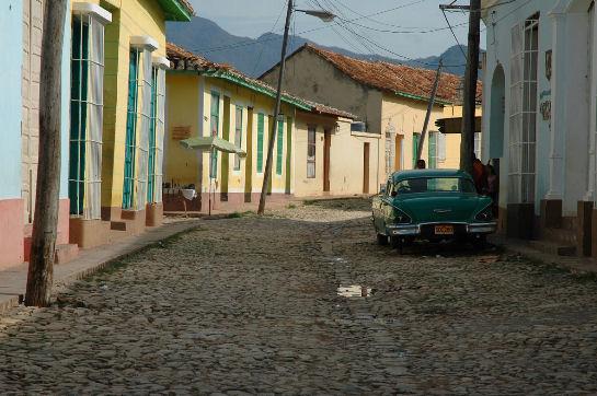 Archietettura a Cuba