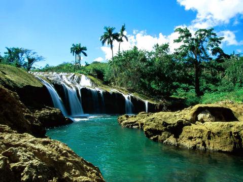 Natura a Cuba isola di cuba
