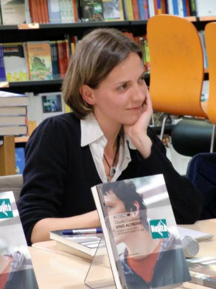 Claudia Cucchiarato spagna