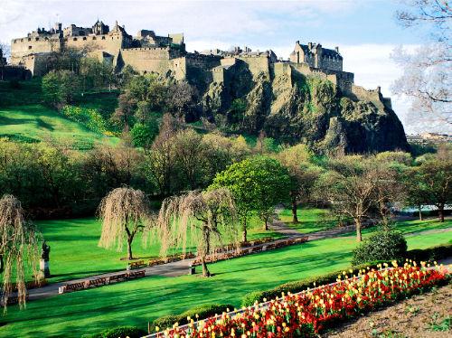 Vivere, studiare, lavorare ad Edimburgo