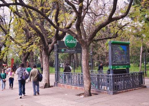Strade di Buenos Aires lecco