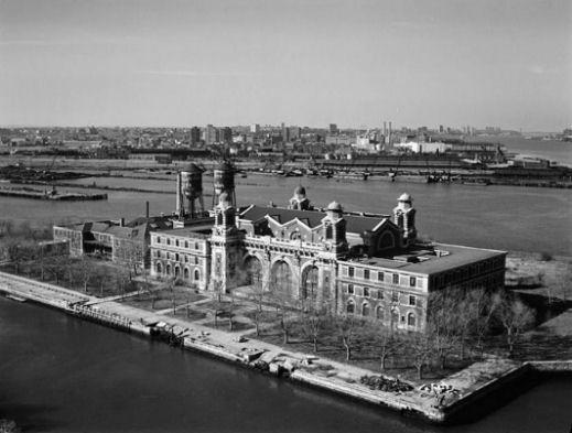 Ellis island NYC Grande Mela