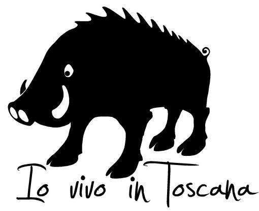 Io vivo in Italia souvenir
