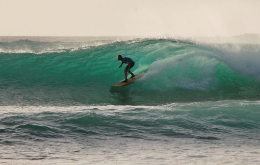 Mario Bulgarino, Capo Verde oceano