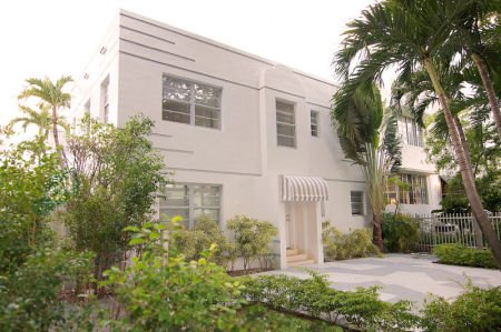 Case Miami  art deco