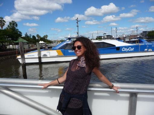 Antonia, Australia terra promessa