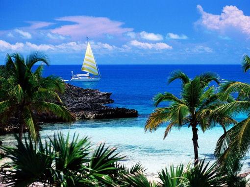 Vivere alle Bahamas è un sogno