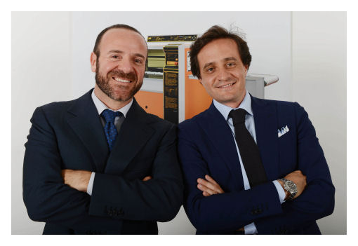 Francesco Virlinzi e Mario Paoluzi investimenti