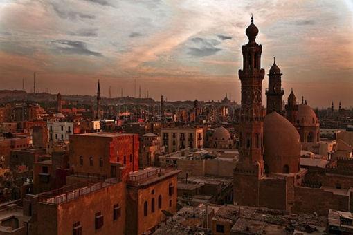 Vivere a Il Cairo: Emma Interesse egitto
