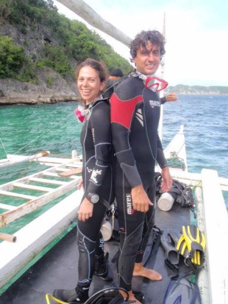 Flores Diving Center, Indonesia sub