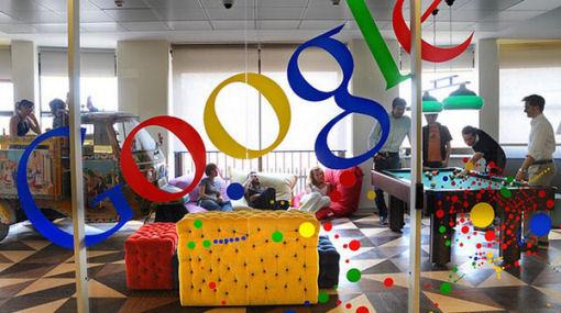 lavorare per Google inc