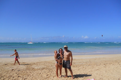 vivere a LAS TERRENAS, Repubblica Dominicana