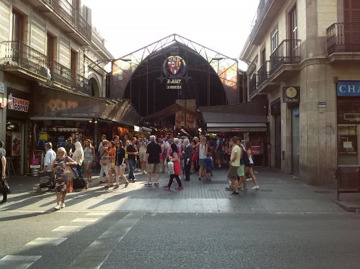 Italiani a Barcellona