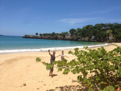 vivere ai caraibi