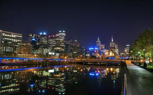 Melbourne classifica
