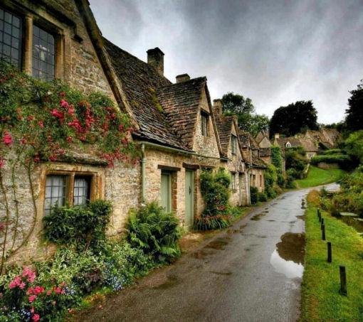 Fuga dalla citta vita in campagna
