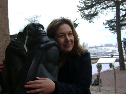 Fiammetta Scalfati: mollo tutto e vado in Svezia stoccolma