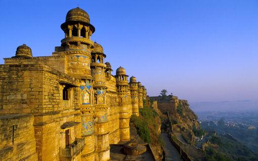 Breviario Indiano, Zanetti viaggio in india