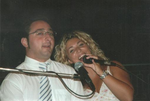 Francesco Sciortino, cantante  non mollare