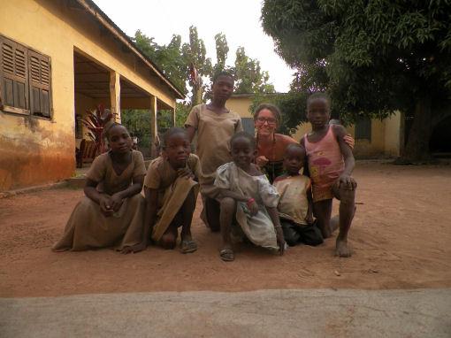 volontariato in Africa