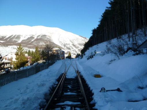 La Transiberiana d'Italia ferrovia