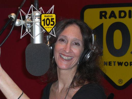Vicky di radio 105 florida
