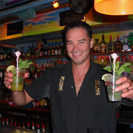 Barman in Florida