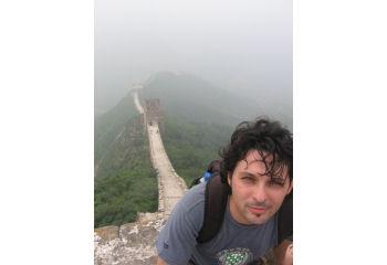 Francesco Deluca in Cina vivere in cina