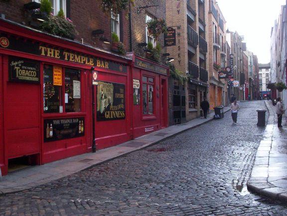 Lavorare a Dublino