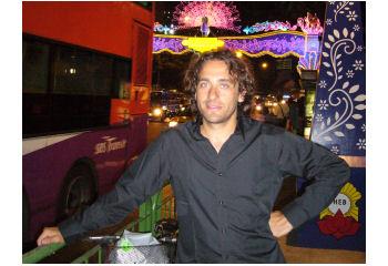 Paolo Iacovelli a Dublino