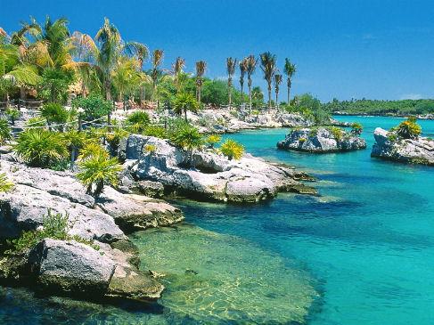 caribe messicano Riviera Maya